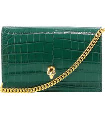 alexander mcqueen skull bag shoulder bag