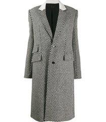 haider ackermann casaco 'chapman' - preto