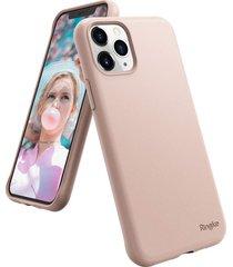 estuche protector ringke air s iphone 11 pro max 6.5 - rosa