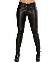 pantalon bonnie negro para mujer croydon