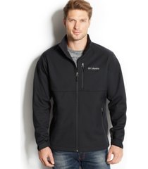 columbia men's big ascender softshell jacket