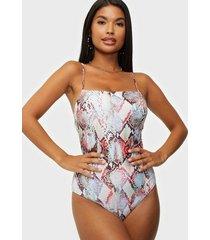pieces pcnoelle swimsuit sww baddräkter