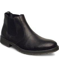 33354-00 shoes chelsea boots svart rieker