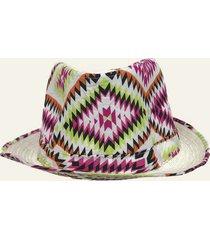 sombrero multicolor nuevas historias cowboy
