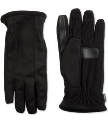 isotoner signature men's stretch smartouch gloves