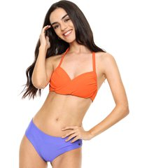 bikini naranja lecol amelia