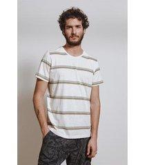 t-shirt red horizon masculina - masculino