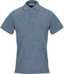 alpha studio polo shirts