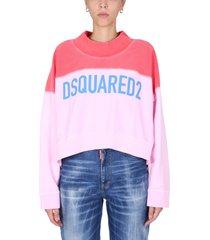 dsquared2 oversize fit sweatshirt