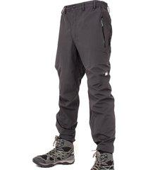 pantalon impermeable gore-tex gris local crew