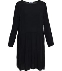 tiffany tiffany viskosklänning svart, 16539