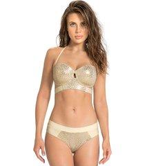 swimwear bikini dorado leonisa 201447