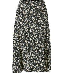 kjol jdyrock above calf skirt