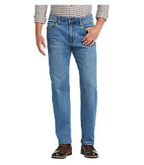 reserve collection relaxed fit jeans - big & tall clearance by jos. a. bank