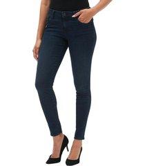 jeans legging sculpt dark indigo azul gap