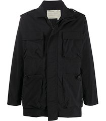 a-cold-wall* touch strap jacket - black