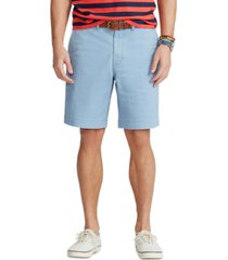 polo ralph lauren men's 9.5-inch stretch classic-fit chino shorts