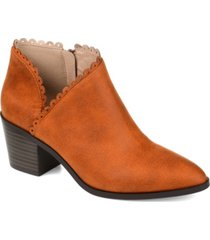 journee collection women's tessa booties women's shoes