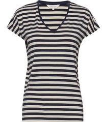 calinapw ts t-shirts & tops short-sleeved blå part two