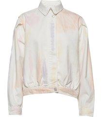 ensplash jacket 6704 jeansjack denimjack crème envii
