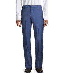 bonobos men's jetsetter wool-blend pants - denim blue - size 30 37