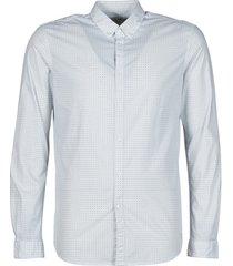 overhemd lange mouw tom tailor aop shirt