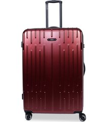 """closeout! revo rain 29"""" hardside expandable spinner suitcase, created for macy's"""