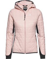 theresia w liner outerwear sport jackets roze 8848 altitude