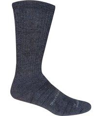 calcetín algodón h comfort walking gris hush puppies