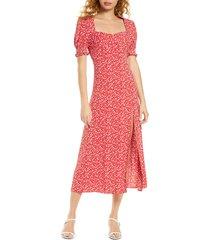 women's bardot millie floral print dress