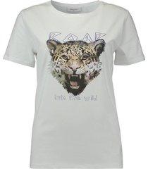 t-shirt foxy wit