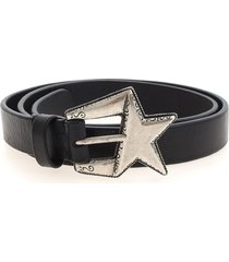 golden goose belt star