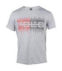 camiseta manga curta estampa polo besni masculina