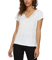 sanctuary virginie lace t-shirt