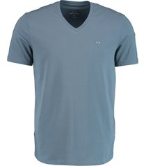 armani exchange t-shirt slim fit met stretch 8nzt85.z8m9z/05eb