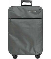 maleta de cabina apex gris 20