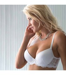 ambra lingerie bh's mariage oil push bh wit