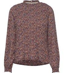 vallie blouse blouse lange mouwen multi/patroon minus