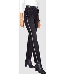 fodrade jeans paola black
