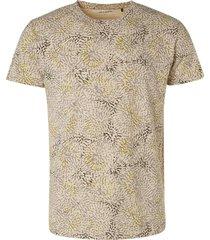 no excess t-shirt crewneck allover printed sl sand
