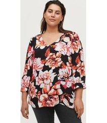 blus eisabella 3/4 blouse