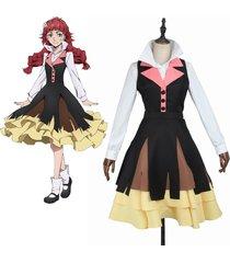 bungo stray dogs lucy maud montgomery cosplay costume maid dress
