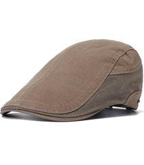 mens vintage confortevole soft parasole regolabile in cotone parasole cappello da viaggio all'aperto