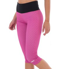 calza capri fucsia kent malu perfect fit
