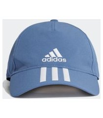 boné adidas boné baseball aeroready 3-stripes azul
