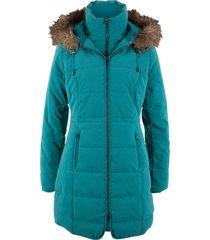 giacca trapuntata con cappuccio (blu) - bpc bonprix collection
