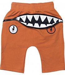 szorty hungry shorts orange
