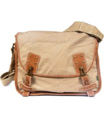 tsd brand dolphin canvas messenger bag