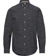 akkonrad shirt overhemd casual zwart anerkjendt