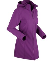 parka in softshell (viola) - bpc bonprix collection
